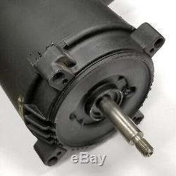 1.0 Hp 56J C Frame Pool Pump Motor + Hayward Super Pump Seal Kit 1 Year Warranty