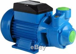 1/2 HP 1 Pipe Electric Powered Power Centrifugal Water Pump for Pond or Pool