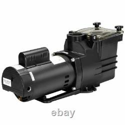 1.5HP Swimming spa pool pump motor Strainer above In Ground Super flow 115/230v