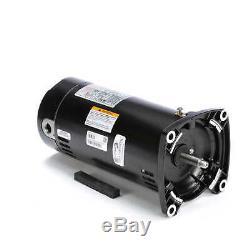 1.5 HP 3450 RPM 48Y Frame Square Flange 115/230V Pool Motor Century # USQ1152