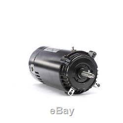 1 HP 3450 RPM 56J 115/230V Swimming Pool Pump Motor Century # UST1102
