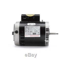 1 HP 3450 RPM 56J Frame 115/230V Swimming Pool Pump Motor Century # B128