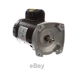 1 HP 3450 RPM 56Y Frame 115/230V Square Flange Pool Motor Century # B2853