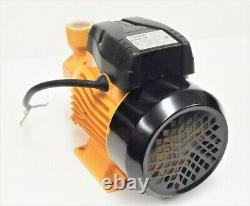 1 HP 750 W Industrial Electric Centrifugal 1 Water Pump Pool Garden