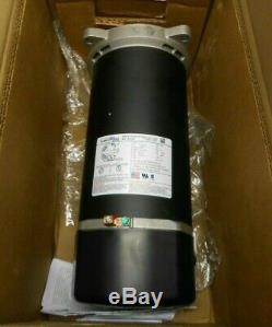 1 Nib Bluffton B1245 4103007479z Pool Pump Motor 1hp 1ph 115/230v 3450rpm