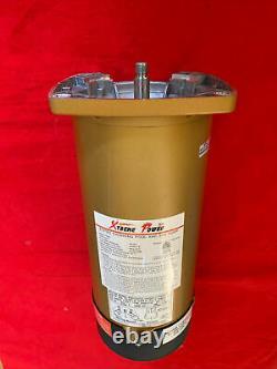 2HP Swimming Spa Pool Pump 5850 GPH Dual Speed Replacement Motor