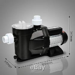 2.5HP In Ground Swimming Pool Pump Motor High-Flo Commercial Compatible GOOD