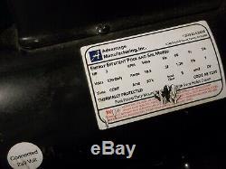 2-HP 230 Volt 3450 RPM Pool and Spa Pump Motor Advantage Mfg. Aisle V