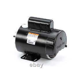 2 HP 3450/1725 RPM 56Y Frame 230V 2-Speed Pool & Spa Motor Century # B2233