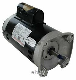 2 Horsepower Square Flange Pool Motor Replacement Century Electric B855