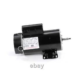 3 HP 3450/1725 RPM 48Y Frame 230V 2-Speed Pool & Spa Motor Century # BN62