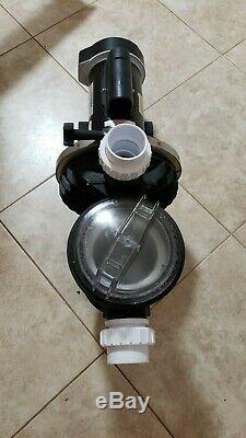 3 HP READY TO GO OUT THE BOX Sta-Rite DuraGlass II Pool pump With BRAND NEW MOTOR