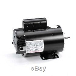4 HP 3450/1725 RPM 56Y Frame 230V 2-Speed Pool & Spa Motor Century # B235