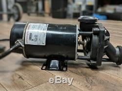 AO SMith Century Lasar pool spa pump motor 115 V 3/4 1 HP