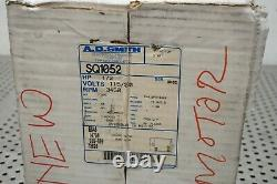 AO Smith SQ1052 Century 1/2 HP 3450 RPM Square Stainless Steel Pool Pump Motor