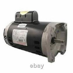 A. O. Smith B2847 0.75HP 115/230V Square Flange Pool Motor