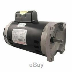 A. O. Smith B2859 2HP 115/230V 56Y Frame Square Flange Pool Pump Motor