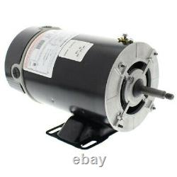 A. O. Smith BN36 0.75HP 1.0 SF 2 Speed 115V Above Ground Pool or Spa Pump Motor