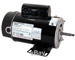 A. O. Smith BN61 2HP-0.25HP 230V 48Y Frame 2 Speed ABG Pool and Spa Pump Motor