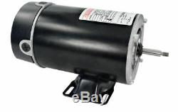 A O Smith CENTURY BN35V1 BN35SS Pool Pump Motor, 1-1/2 HP, 3450,115/230V