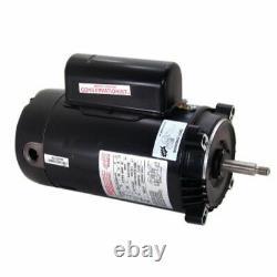 A. O. Smith CT1102 1HP 115/230V 56J Frame C-Face Pool Pump Motor
