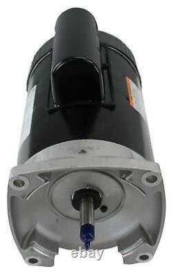 A. O. Smith Century B2853 1HP 115/230V Square Flange Up-Rate Pool Motor PHK2RA6E