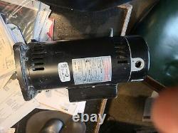 A. O. Smith Century USQ1202 Up-Rated 2 HP 3450RPM Single Speed Pool Pump Motor
