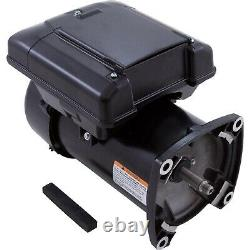 A. O. Smith ECM16SQU 1.65HP 230V Variable Speed Pool Motor Pump Square Flange