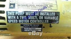 A. O. Smith Pump SPX1607Z1BECAG Motor ST1102 Hayward Hot Tub Swimming Pool Spa