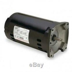 A. O. Smith Q3302V1 Pool Pump Motor 56Y Frame 3HP Square Flange 208-230/460V
