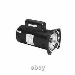 A. O. Smith QC1072 Square Flange 0.75HP 115/230V Pool Pump Motor