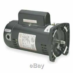 A. O. Smith QC1102 1HP 115/230V 48Y Frame Square Flange Pool Pump Motor