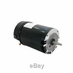 A. O. Smith SN1072 0.75HP 3450 RPM 56J Frame 115V/208V-230V Pool Pump Motor