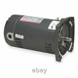 A. O. Smith SQ1072 0.75HP 115/230V 48Y Frame Square Flange Pool Pump Motor