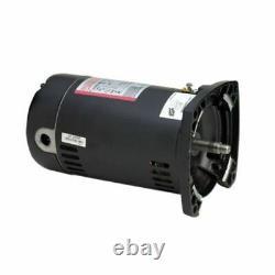 A. O. Smith SQ1102 1HP 115/230V 48Y Frame Square Flange Pool Pump Motor