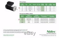 Aqua-Shield Pro 1.5 HP (1.65 THP) TET165 1081 56J Replacement Pool Pump Motor
