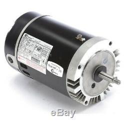 CENTURY B227SE Pool Motor, 3/4 HP, 3450 RPM, 115/230VAC