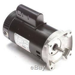 CENTURY B2840 Pool Pump Motor, 2-1/2 HP, 3450 RPM, 230VAC