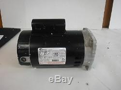 CENTURY B2852 3/4 HP Pool and Spa Pump Motor 3450 Nameplate RPM 115/230 (T)