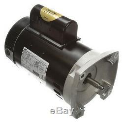 CENTURY B2853 Pool Pump Motor, 1 HP, 3450 RPM, 115/230V