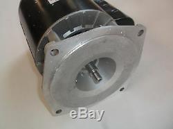 CENTURY B663 Pool Motor, 3/4 HP, 3450 RPM, 115/230V (T)