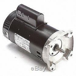 CENTURY Pool Pump Motor, 2-1/2 HP, 3450 RPM, 230VAC, B2840