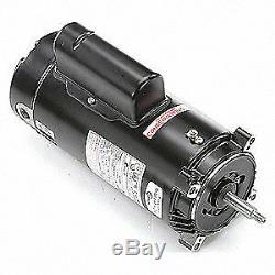 CENTURY Pool Pump Motor, 2 HP, 3450 RPM, 208-230VAC, ST1202
