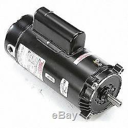 CENTURY Pool Pump Motor, 2 HP, 3450 RPM, 230VAC, SK1202