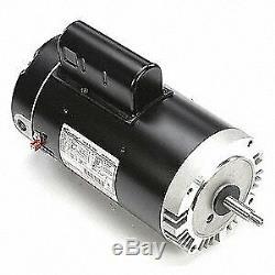 CENTURY Pool Pump Motor, 3 HP, 3450 RPM, 208-230VAC, ST1302V1