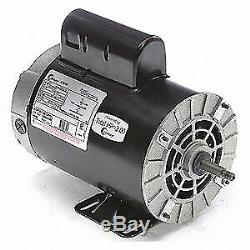 CENTURY Pool Pump Motor, 3 HP, 3450 RPM, 230VAC, B237