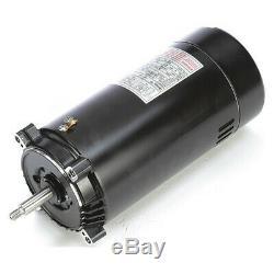 CENTURY UST1152 Pool Motor, 1-1/2 HP, 3450 RPM, 115/230VAC