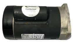 Centurion Century B2853 1.0HP 230V/115V Pool & Spa Duty Pump Motor 56Y Frame