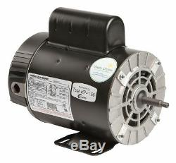Century 1, 1/10 HP Pool and Spa Pump Motor, Capacitor-Start, 3450/1725 Nameplate