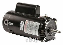 Century 1, 1/10 HP Pool and Spa Pump Motor, Capacitor-Start/Run, 3450/1725